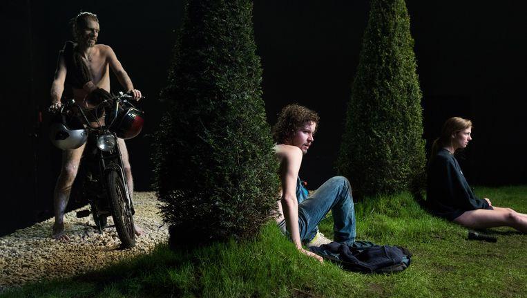 The Woods van Jan Hulst. Beeld Anna van Kooij