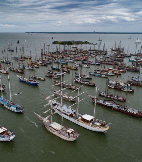 Hijs de zeilen voor alléén de dagtochten: bruine vloot is het anker van '1,5 meter afstand' kwijt