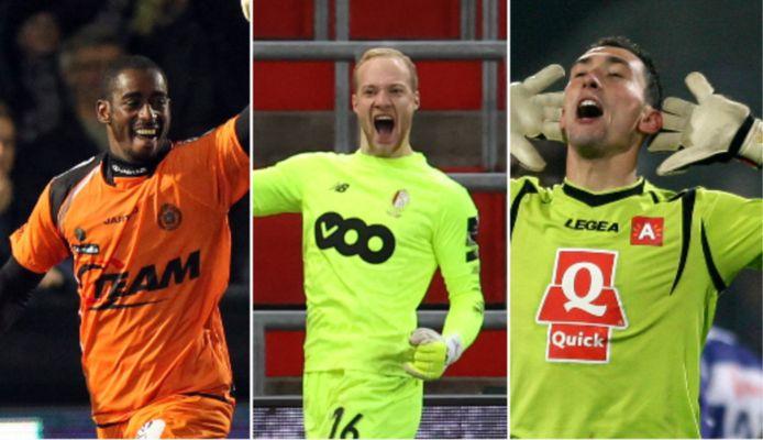 Copa, Bodart en Proto: allen scorende doelmannen.
