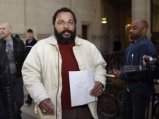 Dieudonné se produit en Belgique après sa condamnation à deux ans de prison ferme