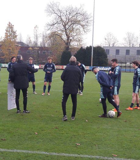 Willem II zonder Sebastian Holmén naar Groningen