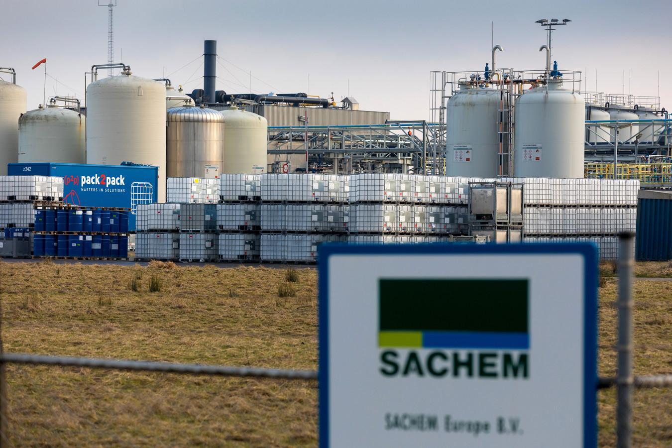 Sachem Europe bv in Zaltbommel.