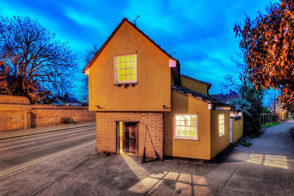 Het huis in St. Osyth werd vroeger gebruikt om heksen op te sluiten tijdens hun proces.