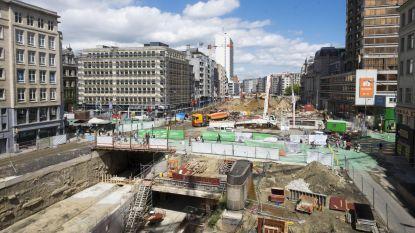 Een jaar vertraging voor heraanleg Antwerpse Leien