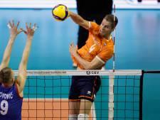 Nijverdalse volleyballer Ter Horst maakt promotie in Italië