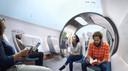 Hyperloop Impressie van de Hardt Hyperloop