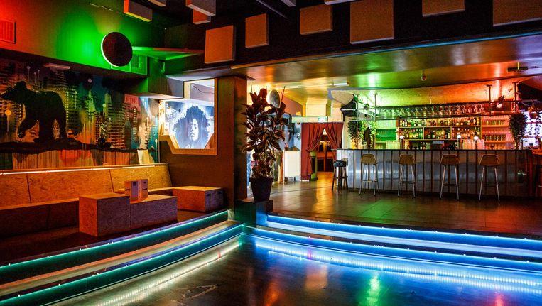 'De combinatie van club, café en live jazzmuziek is goud' Beeld Carly Wollaert