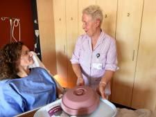 'Vijftig jaar in ziekenhuis, ik heb het nooit erg gevonden'