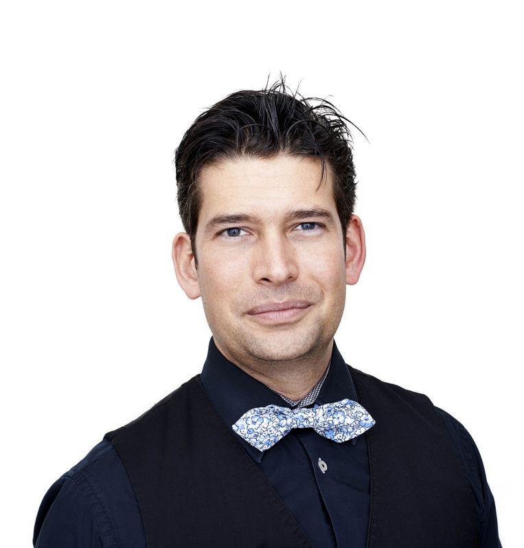Timo Janse-de Vries. Beeld null