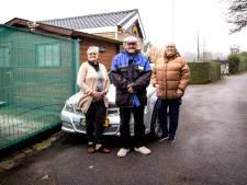 Boetes voor parkeren op 'eigen grond': 'Wij betalen huur voor deze vierkante meters'