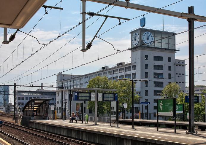 Klokgebouw Eindhoven.
