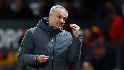 "Mourinho is duidelijk: ""Liever Europa League winnen dan top vier in Engeland"""