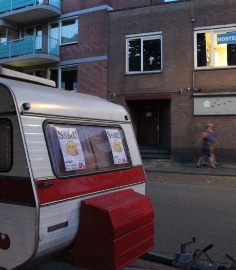 Actie tegen overlast bij hostel Night Flight in Breda verloopt rustig