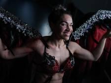 Anke bij wereldtop bodybuilden in Las Vegas: 'Alsof je droomt'