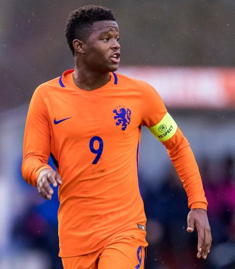 Oranje -19 geeft goede voorbeeld met zege op Duitsland