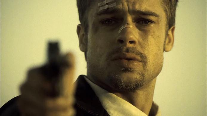 Se7en (1995), Brad Pitt