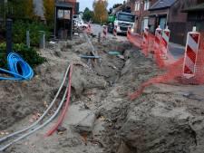 Julianastraat Heikant nog dicht tot de bouwvak