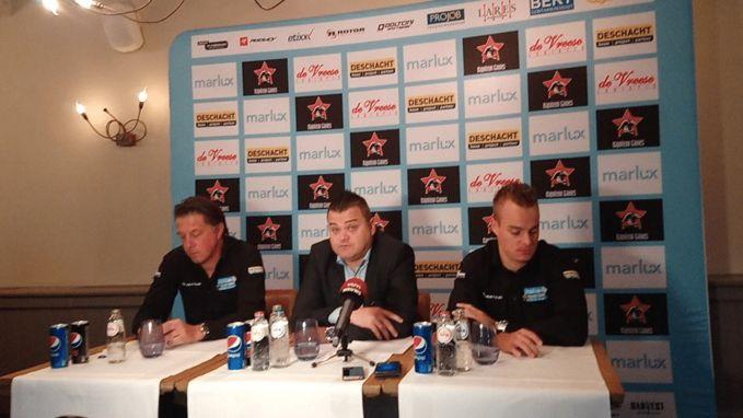 """Marlux-Napoleon Games lijft Gianni Meersman in: """"Dit is een enorm mooie kans"""""""
