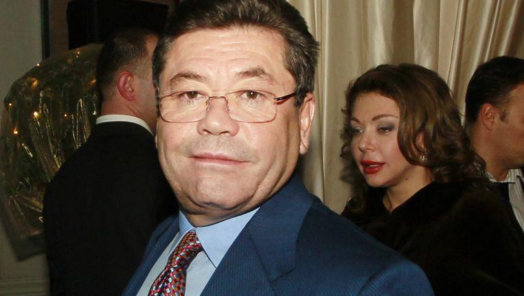 De Belgische zakenman Patokh Chodiev.