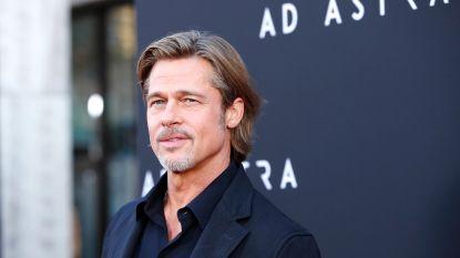 """Brad Pitt is aandacht beu: """"Mijn privéleven is een ramp"""""""