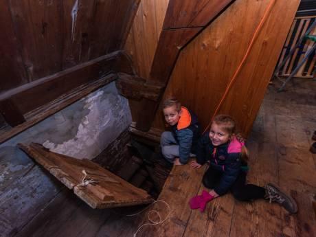 Nu zal Zeist het nooit meer vergeten: dappere Hendrik Willem en Aaltje verborgen joods echtpaar op zolder