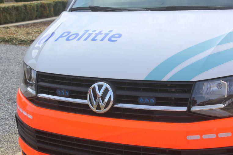 De lokale politie Limburg Regio Hoofdstad kwam ter plaatse