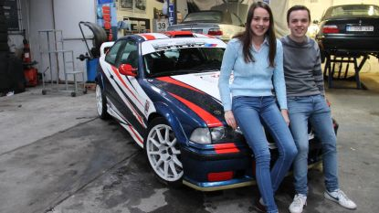 Dubbele pech voor jong rallyduo: ongeval én inbraak in één dag