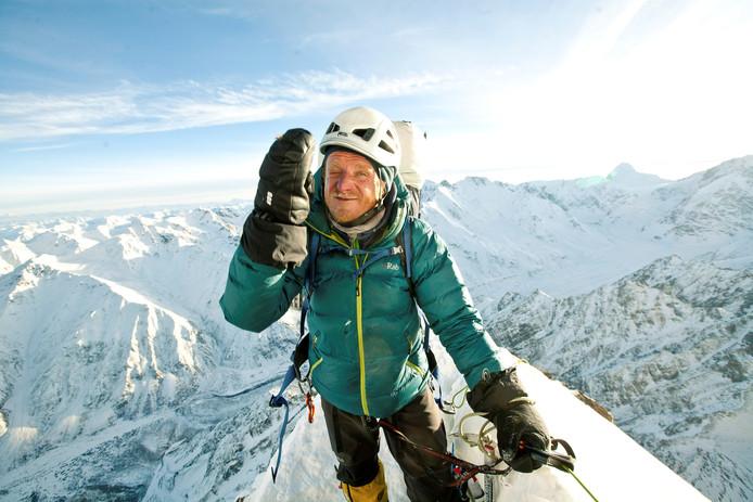 De Poolse klimmer Tomasz Mackiewicz in 2014. Het team heeft hem niet gevonden.