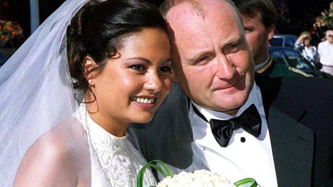 """""""Phil Collins werd door ex-vrouw gedumpt via sms"""""""