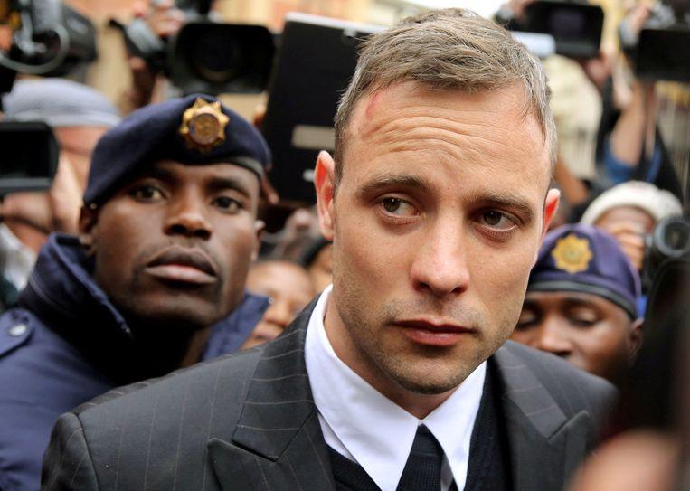 Archieffoto van Oscar Pistorius.