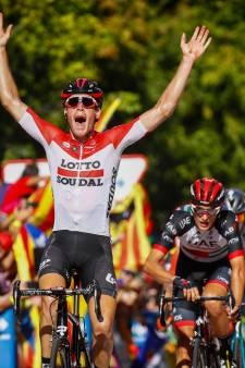 Vuelta in 2020 in Nederland: etappe drie start en finisht in Breda