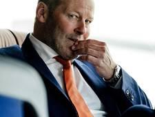 Oranje traint zonder Danny Blind