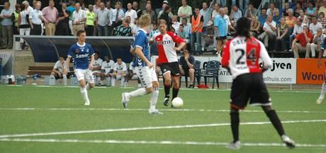 Edward Sturing voert 'legends' AGOVV aan tegen Feyenoord