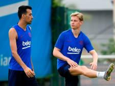 Frenkie de Jong begint op de bank bij eerste duel in Barcelona-dienst