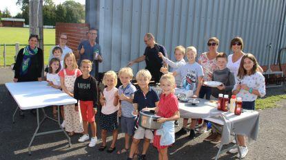 GBS De Talentenboog zet nieuwe schooljaar in met gezellige barbecue