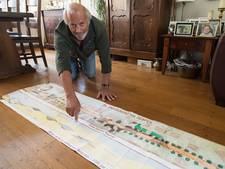 Amateurgeoloog legt ontstaansgeschiedenis van Herpen bloot