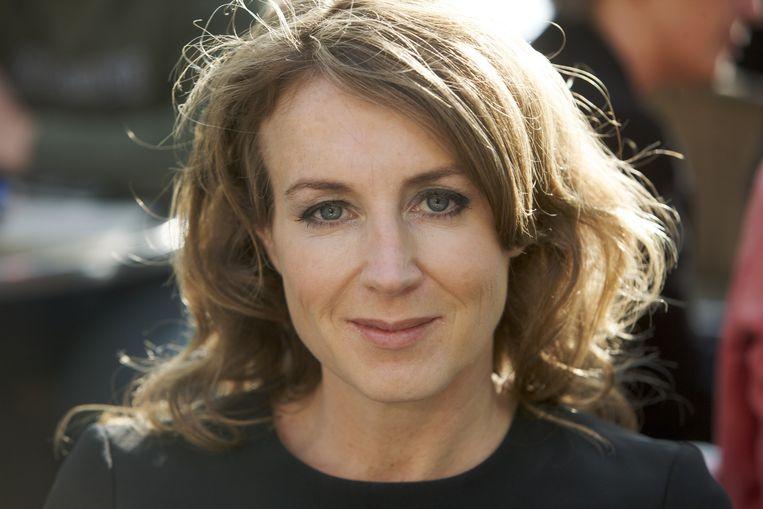 In juli 2013 werd Heleen Mees gearresteerd op verdenking van het stalken van haar geheime ex-minnaar, topeconoom Willem Buiter. Beeld Peter Elenbaas