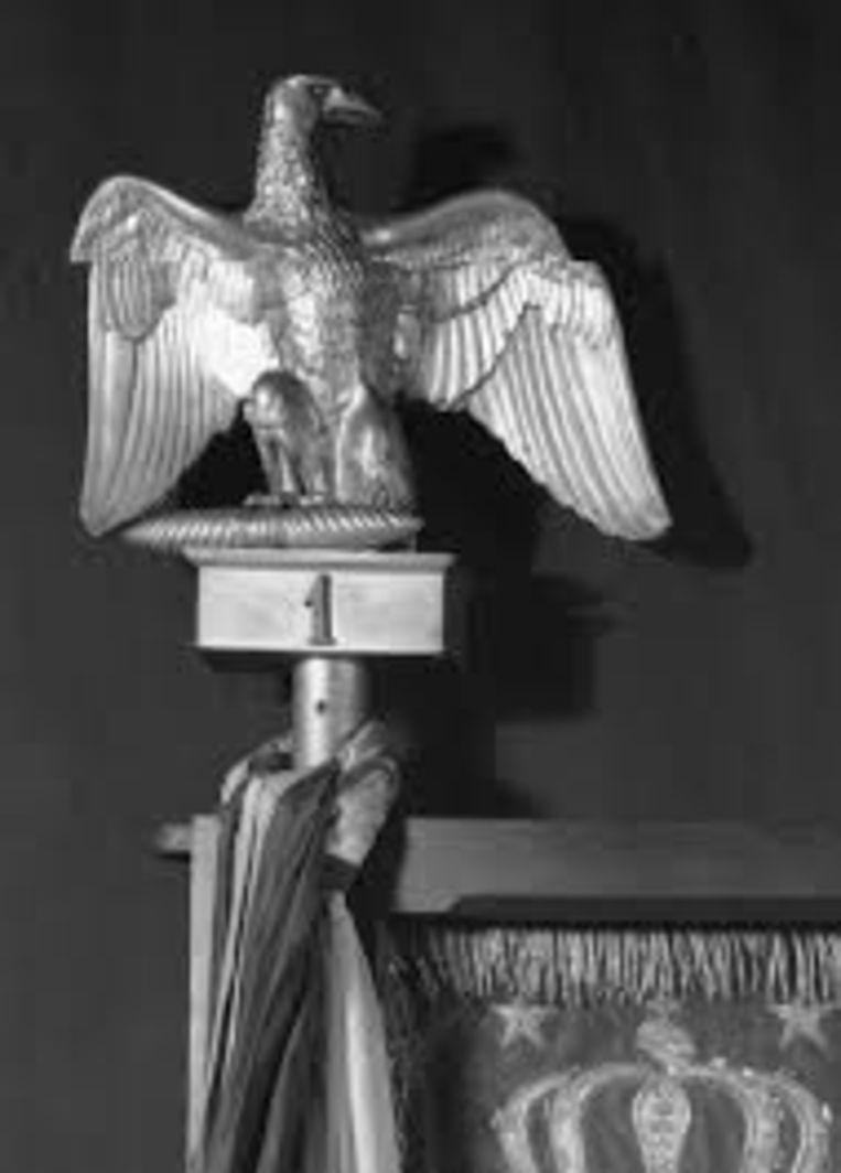 De vergulde adelaar Beeld Isabella Stewart Gardner Museum