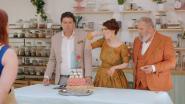 """Sandra Bekkari geeft Wim Opbrouck gelijk: """"Af en toe een stukje taart, daar moet je je niet schuldig over voelen"""""""