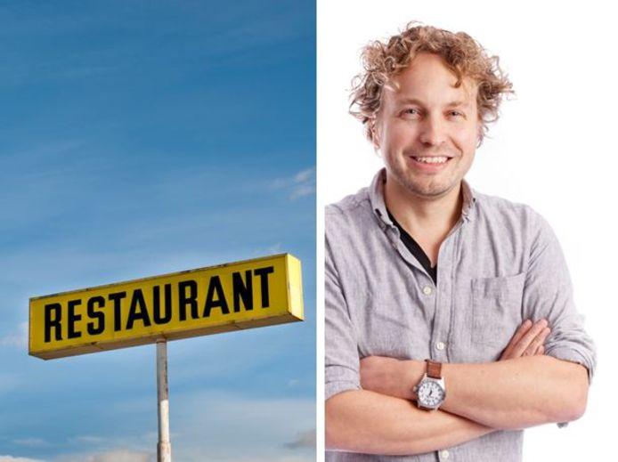 Sommige restaurateurs zijn bang dat de hele horecawereld een schreeuwersimago krijgt, zag columnist Niels Herijgens. En de streken van een Rotterdamse sterrenchef kunnen ze ook missen als kiespijn.