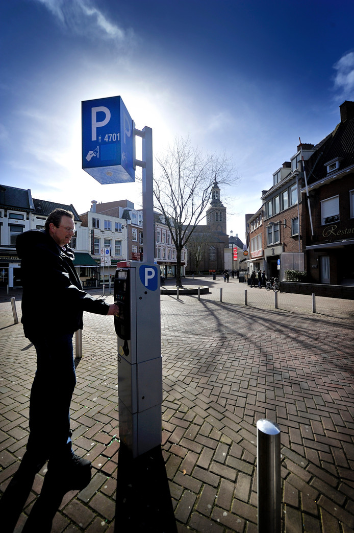 Parkeren in Roosendaal