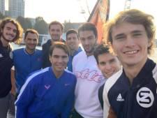 """Alexander Zverev: """"Pour le moment, ils sont meilleurs que nous mais..."""""""