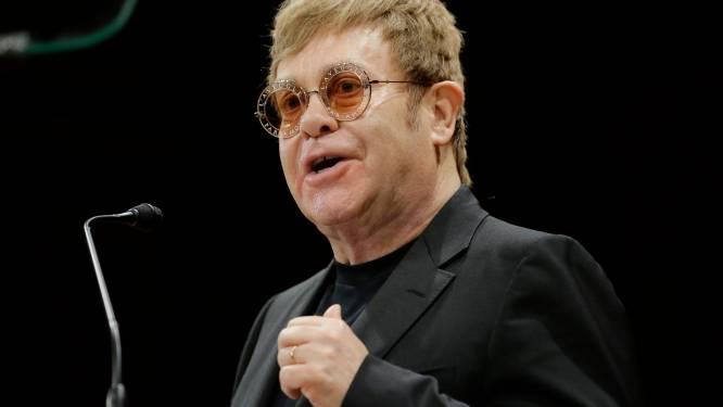 Elton John gaat samenwerken met TikTok tijdens World AIDS Day