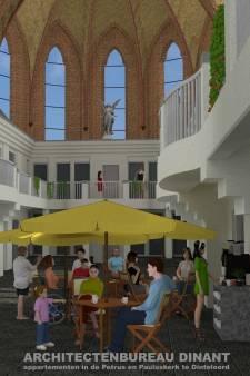 Straks wonen in Petrus en Paulus: bouw appartementen in Dinteloord start in 2020