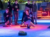 Curlen op de ijsbaan in Oldenzaal: 'Denk dat het een blijvertje is'