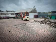 Verzet tegen wegslepen woonwagen van kampje in Alphen voor Raad van State