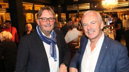 Bernard Vandereyken en Jos Mombaers blijven met lege handen achter