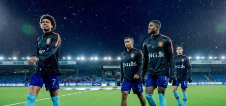 LIVE | Jong Oranje verdiend op voorsprong door gelukkige treffer Van Drongelen