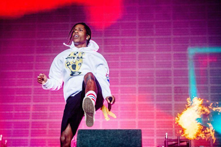 A$AP Rocky wil in Zweden het verschil gaan maken voor asielzoekers