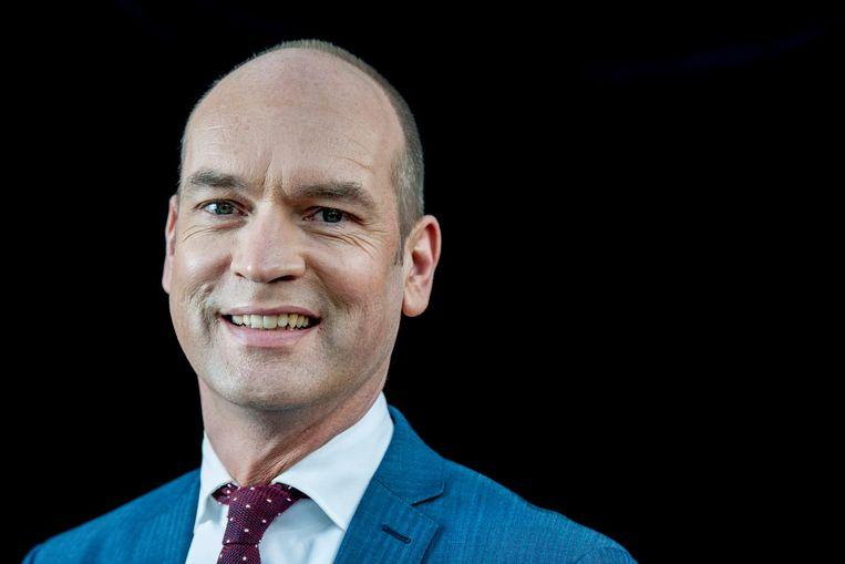 Gert-Jan Segers. Beeld ANP